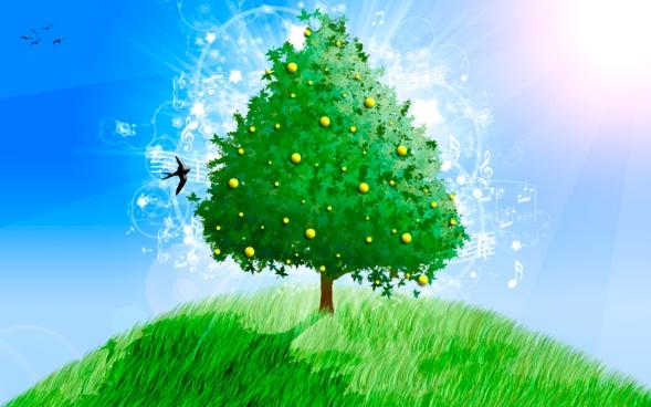 yellow_lemon_tree_by_mestizaissy
